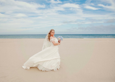 Curracloe Beach Wedding