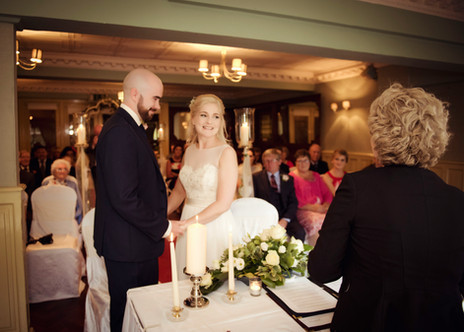 Riverbank House Hotel Wedding