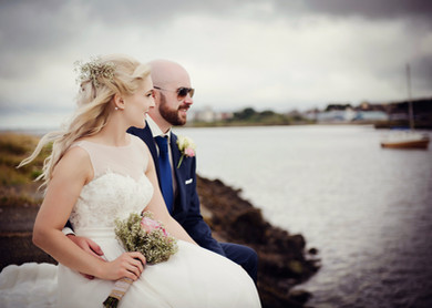 Wexford Harbour - Wedding Photography