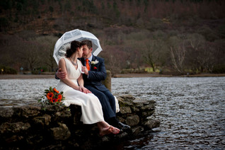 Glendalough Wedding
