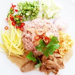 Khao Goong Kapi