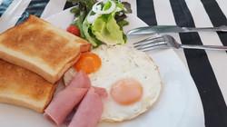Breakfast A La Carte