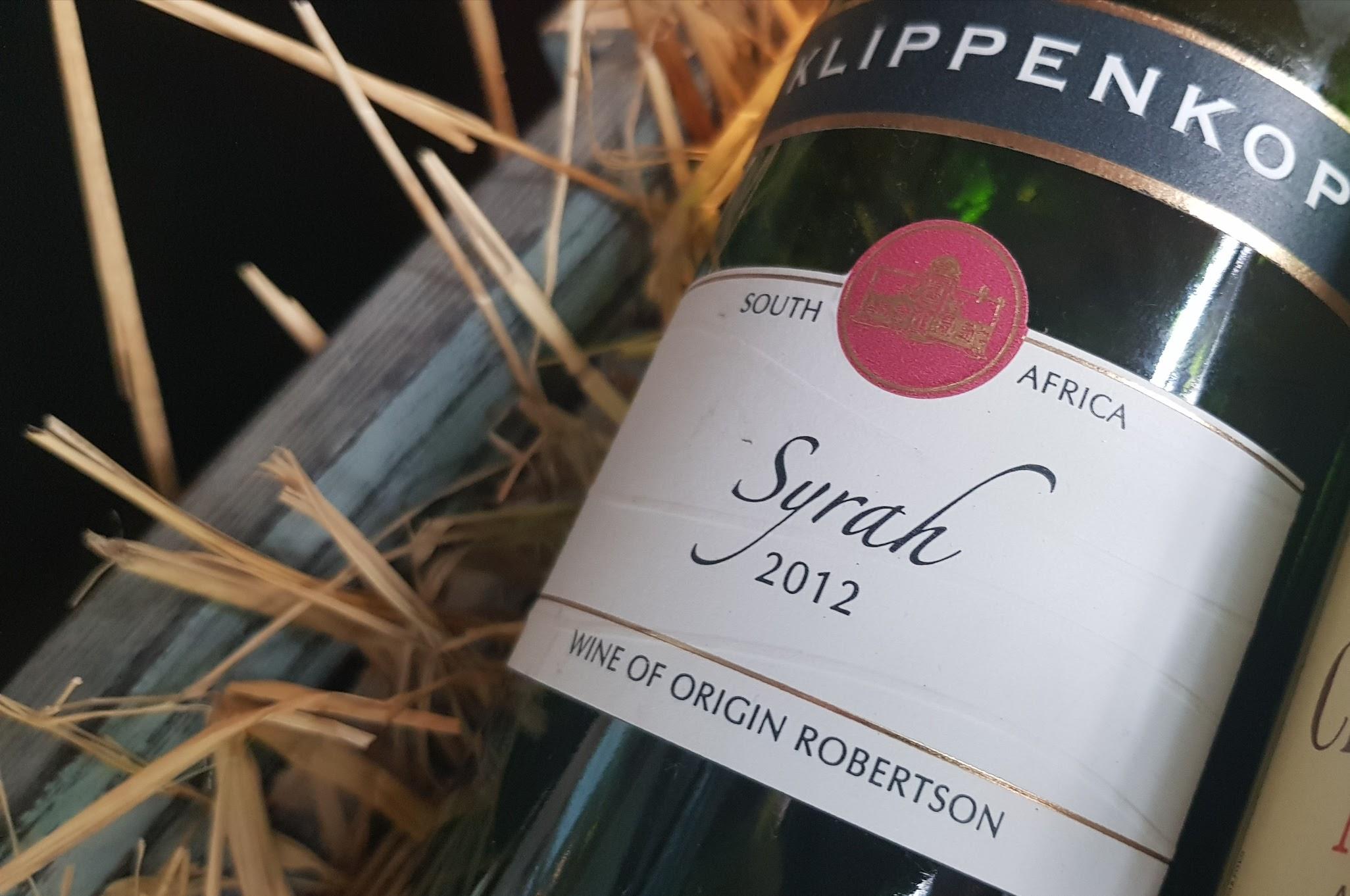 Wine - Syrah
