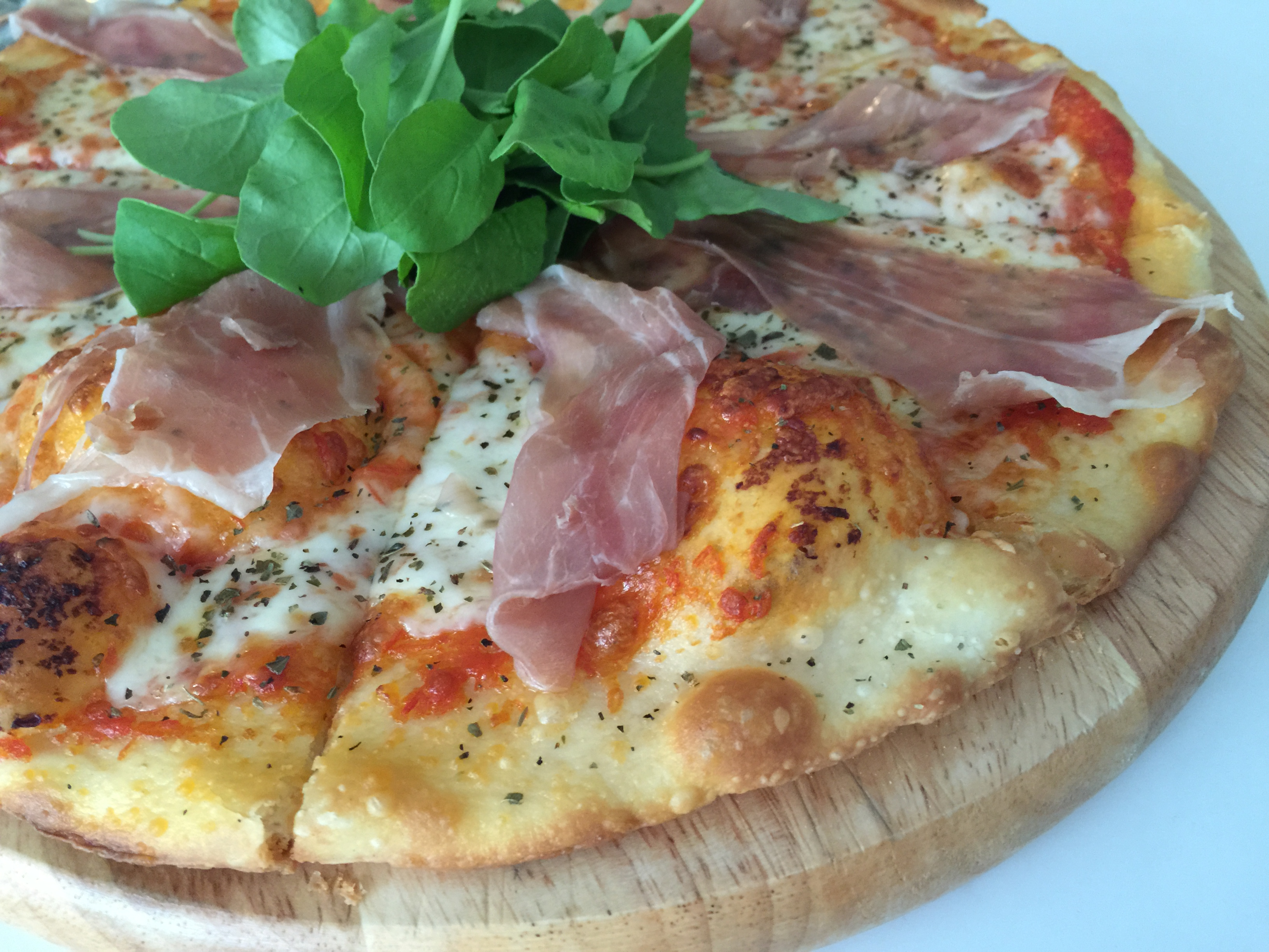 Pizza Parma Rocket