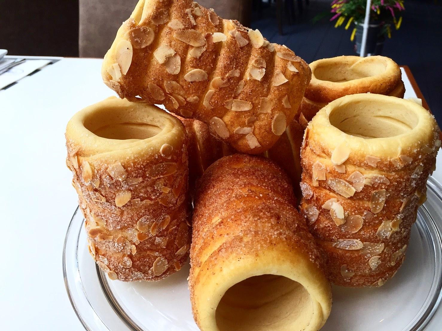 Trdelnik, a Czech Dessert