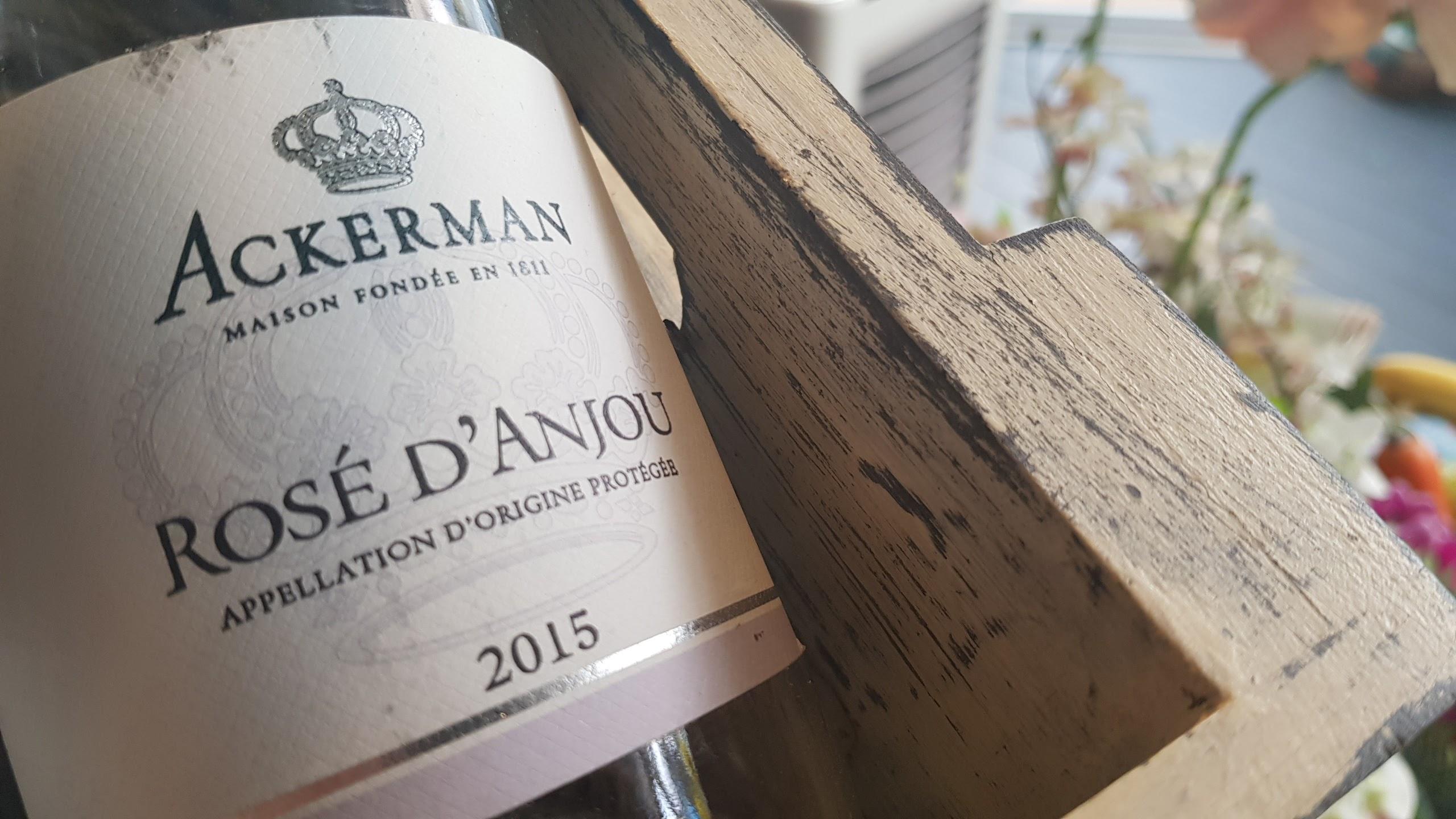 Wine - Rosé d'Anjou