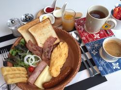Large Breakfast Set