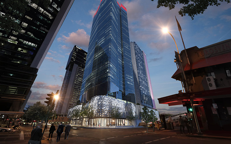 300 George St Brisbane