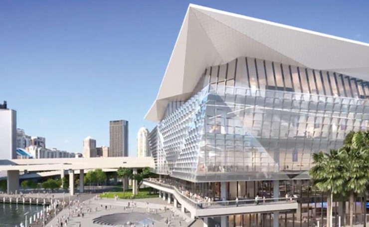 ICC - Convention Centre