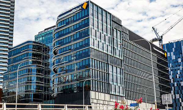 Commonwealth Bank - Darling Square