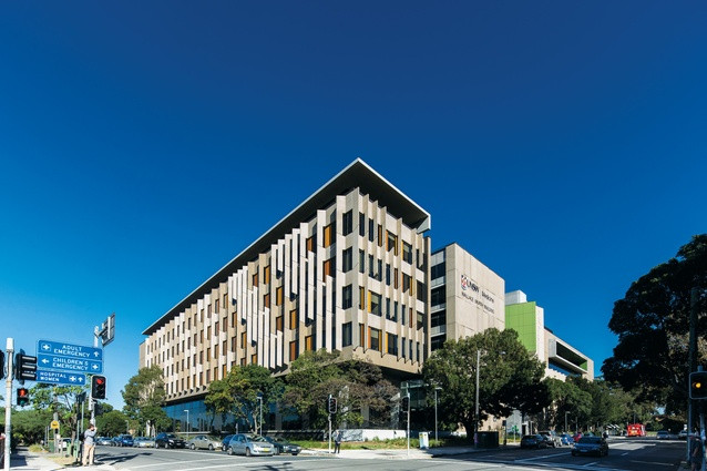 University of NSW - Wallace Wurth - Biomedical Centre
