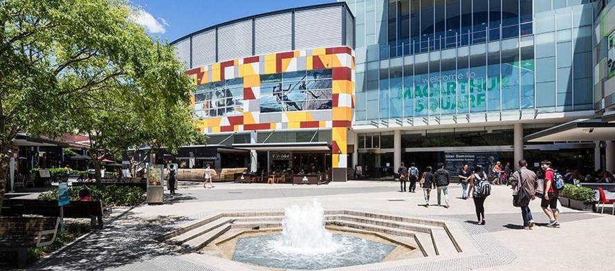 Macarthur Square Shopping Centre