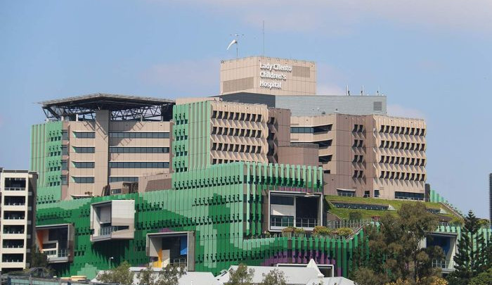 Queensland Childrens Hospital Precinct - Central Energy Plant