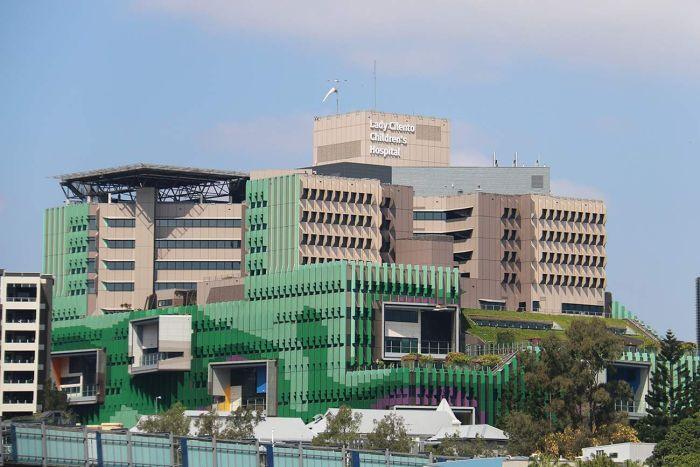 Queensland Childrens Hospital Precinct - Central Energy Plant