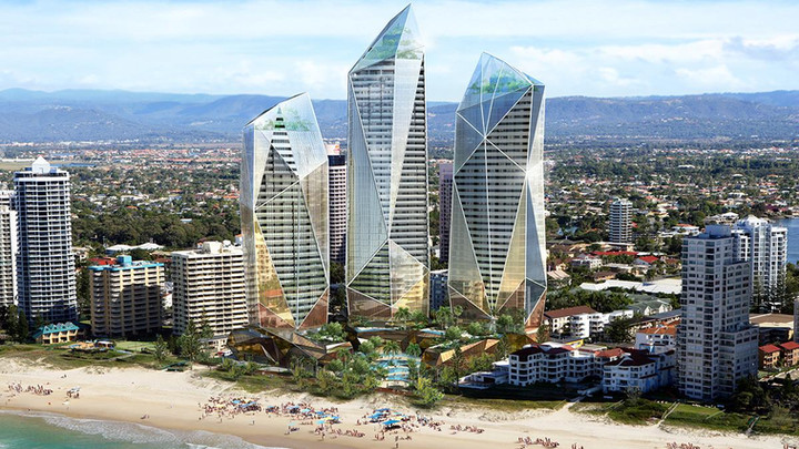 Jewel Towers - Gold Coast