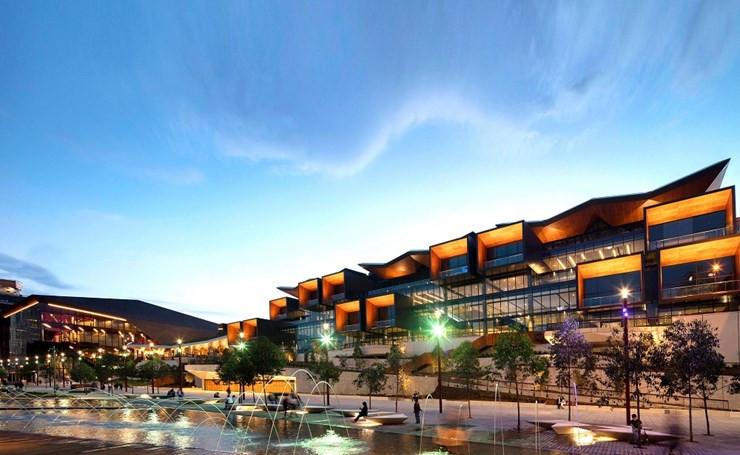 ICC - Exhibition Centre