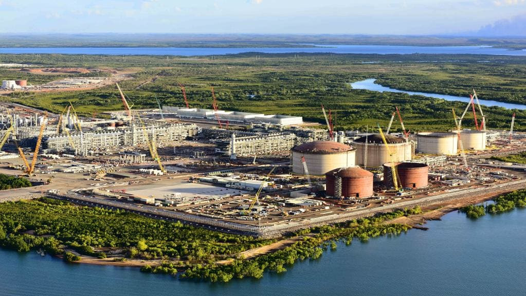 Inpex ICHTHYS LNG Plant - Northern Territory
