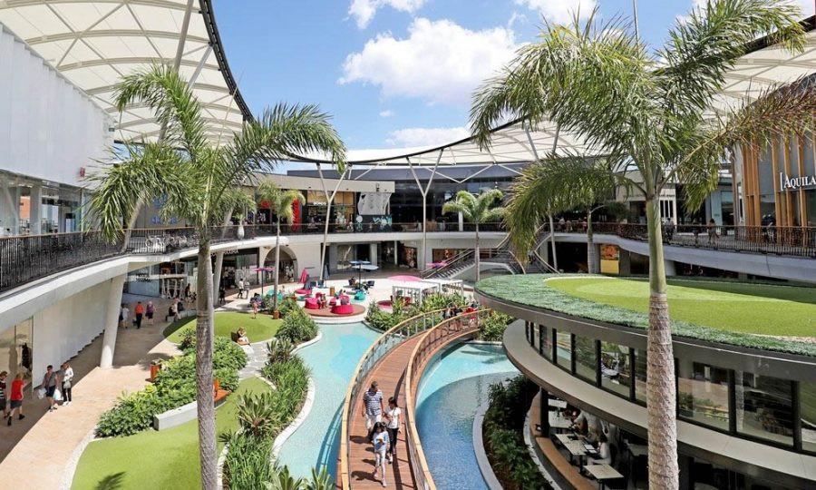 Pacific Fair Shopping Centre - Surfers Paradise