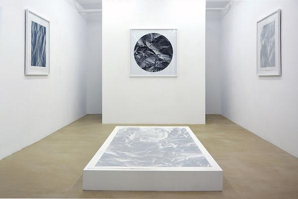 Benjamin Ottoz, Senrendipity, contemporary art, painting, peinture contemporaine, art on paper