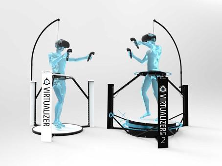 Immersion totale dans le monde virtuel…