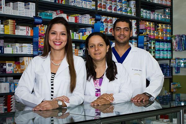 Consulta farmaceutica