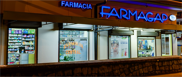 Farmacia San Ramón