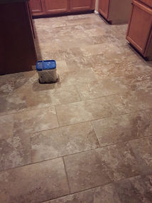 Kitchen After Grout