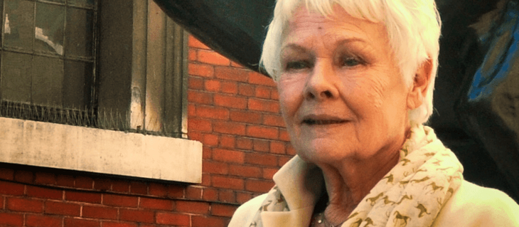 Our Patron, Dame Judi Dench urges support for Mildmay