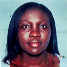 Patricia Nkansah-Asamoah, Admissions Officer