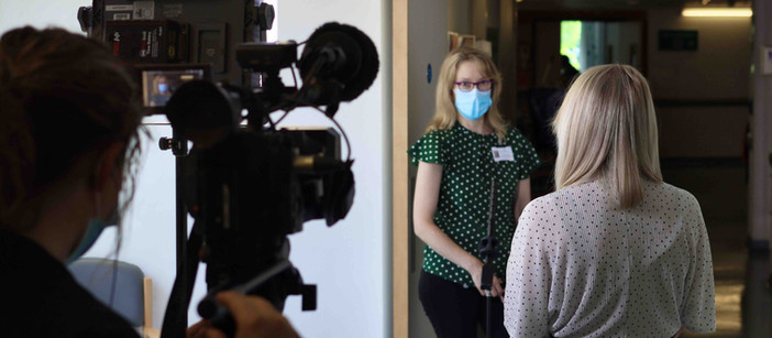 Mildmay report on ITV London News