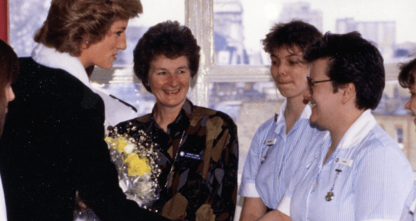 Remembering Princess Diana's impact on HIV/AIDS