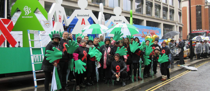 Mildmay at The Lord Mayors Show
