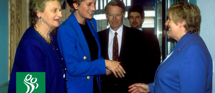 Remembering Diana on the anniversary of her death, 23 years ago.