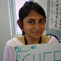 Twinke Shah, Information Officer
