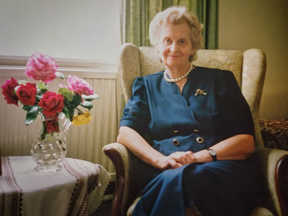 Helen Taylor Thompson OBE 1924-2020
