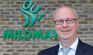 Mildmay CEO announces he will be leaving the charity to take on a new position.