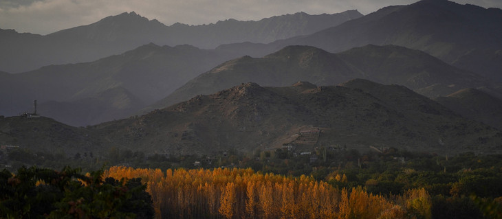 A Lament for Afghanistan