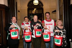 Raising funds to support our work