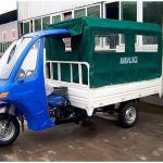 Tuk Tuk Ambulance
