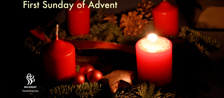 First Sunday in the season of Advent