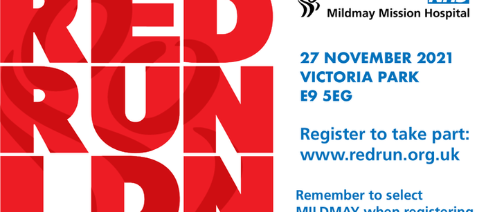 RED RUN LONDON is back!