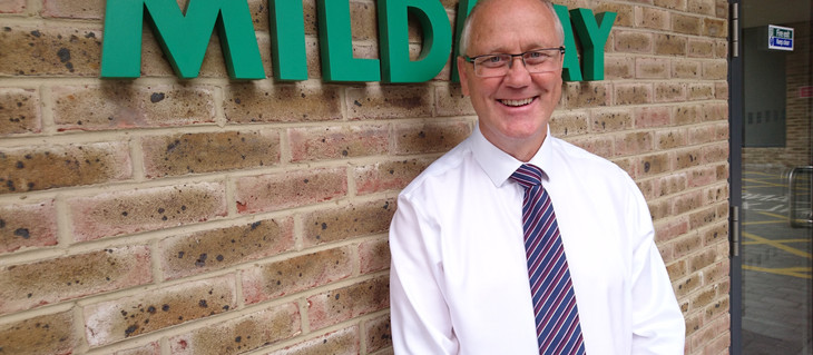 Mildmay Hospital welcomes new CEO