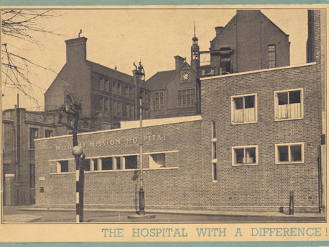 The Hospital With a Difference!