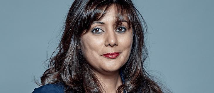 Nusrat Ghani MP remembers Helen Taylor Thompson