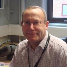 Alastair Chorlton, Estates & Facilities Manager