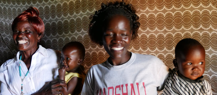 HIV Safe Family Project in Kenya