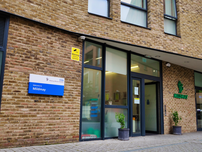 Mildmay is an internationally renowned, specialist HIV Hospital