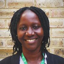 Justine Iwala, Human Resources Manager