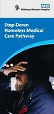 Homeless Pathway Leaflet image