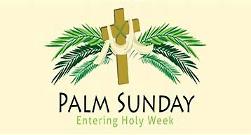 Entering Holy Week